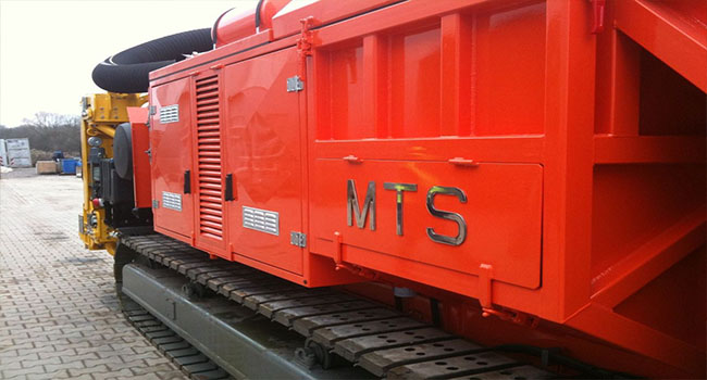 MTS SUCTION TANK 2013